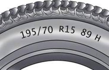 маркировка шины